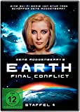 Gene Roddenberry's Earth Final Conflict - Staffel 4 (6 DVDs)