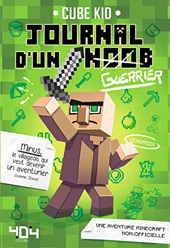 Journal d'un noob (guerrier) - Minecraft (1)