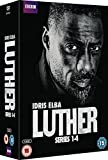Luther - Series 1-4 (7 DVDs)