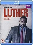 Luther - Series 4 [Blu-ray]