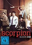 Scorpion - Staffel 1 (6 DVDs)