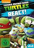 Teenage Mutant Ninja Turtles - React!
