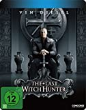 Top Angebot The Last Witch Hunter - Steelbook [Blu-ray]