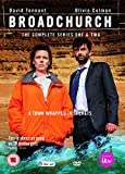 Broadchurch - Series 1+2 (4 DVDs)