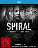 Spiral - Staffel 1+2 [Blu-ray]