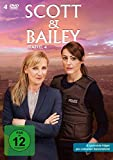 Scott & Bailey - Staffel 4 (4 DVDs)
