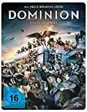 Dominion - Staffel 2: All Hell's Breaking Loose [Blu-ray]