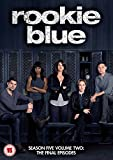 Rookie Blue - Series 5, Vol. 2: The Final Episodes (3 DVDs)