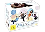 Will & Grace - Staffeln 1-6 (24 DVDs)