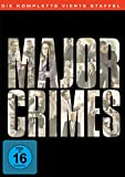 Major Crimes - Staffel 4 (5 DVDs)