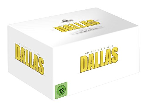 Dallas Die komplette Serie: Staffel 1-14 (Limited Edition) (exklusiv bei Amazon.de) (73 DVDs)