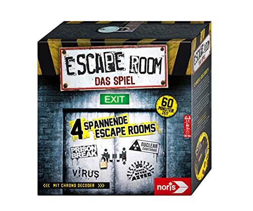 Noris - Escape Room - Das Grundspiel