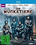 Die Musketiere - Staffel 3 [Blu-ray]