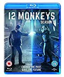 12 Monkeys - Season 2 [Blu-ray]