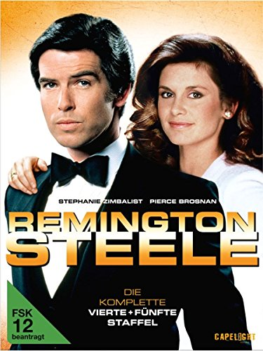 Remington Steele Staffel 4+5 (9 DVDs)