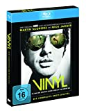 Vinyl - Staffel 1 (Limited Edition inkl. Bonus Disc und Art Cards) (exklusiv bei Amazon.de) [Blu-ray]