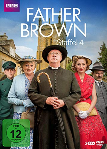 Father Brown Staffel 4 (4 DVDs)
