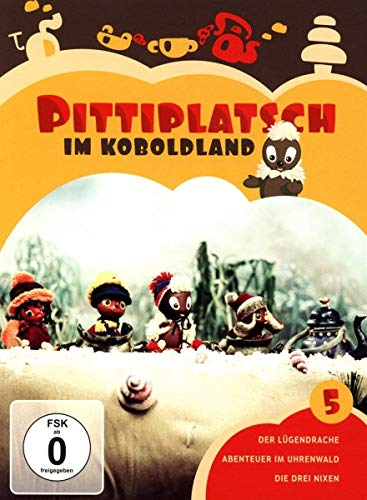 Pittiplatsch im Koboldland - Vol. 5 (2 DVDs)