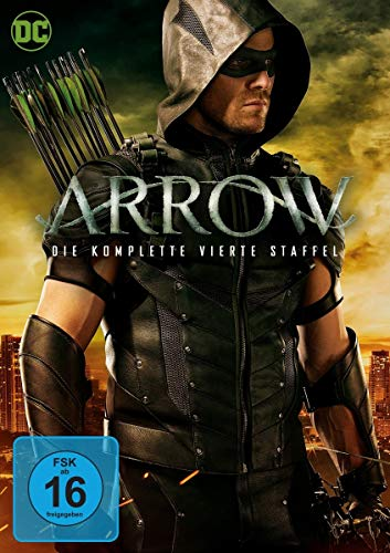 Arrow Staffel 4 (5 DVDs)