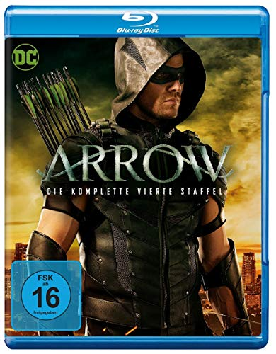 Arrow Staffel 4 [Blu-ray]