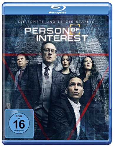 Person of Interest Staffel 5 [Blu-ray]