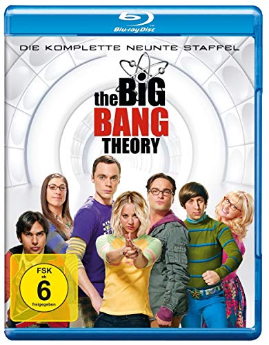 The Big Bang Theory Staffel 9 [Blu-ray]