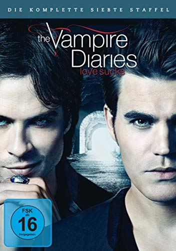 The Vampire Diaries Staffel 7 (5 DVDs)