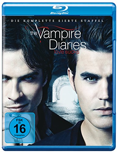 The Vampire Diaries Staffel 7 [Blu-ray]