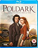 Poldark - Series 1+2 [Blu-ray]