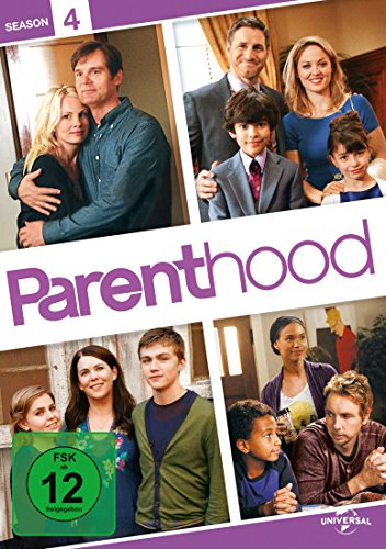 Parenthood Season 4 (4 DVDs)