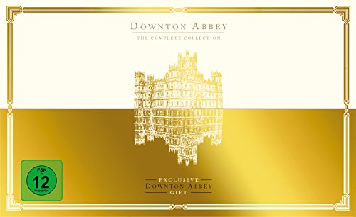 Downton Abbey The Complete Collection (Limited Edition) (23 DVDs)