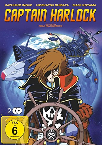Captain Harlock (Limited Edition) (2 DVDs) Limited Edition (2 DVDs)