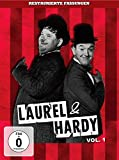 Laurel & Hardy, Vol. 1 (restaurierte Fassungen)