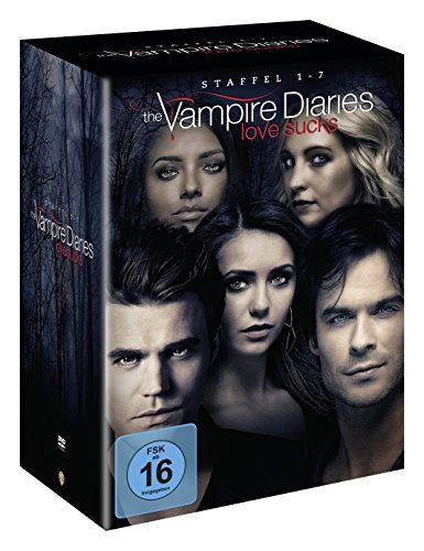 The Vampire Diaries Staffeln 1-7 (exklusiv bei Amazon.de) (Limited Edition)