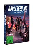 Appleseed XIII - Komplettbox (3 DVDs)
