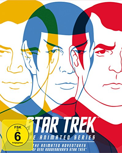 Star Trek - The Animated Series Blu-ray