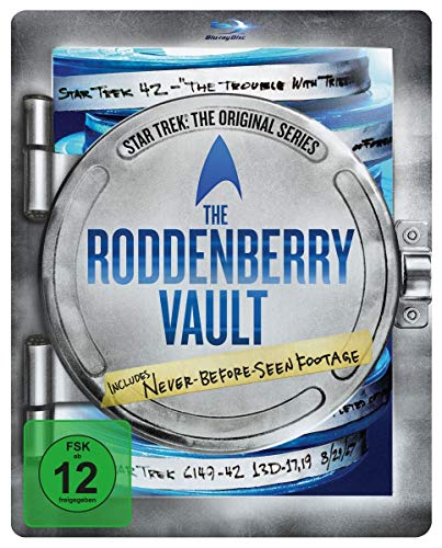 Star Trek: The Original Series - The Roddenberry Vault (Limited Edition Steelbook) (exklusiv bei Amazon.de) [Blu-ray]