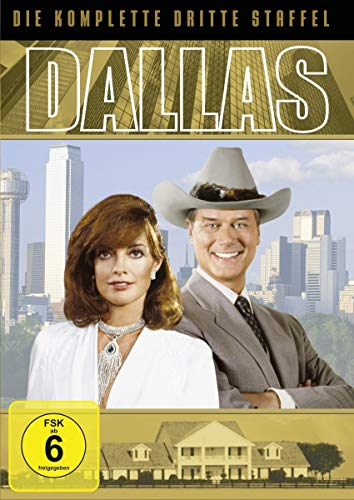 Dallas Staffel  3 (7 DVDs)