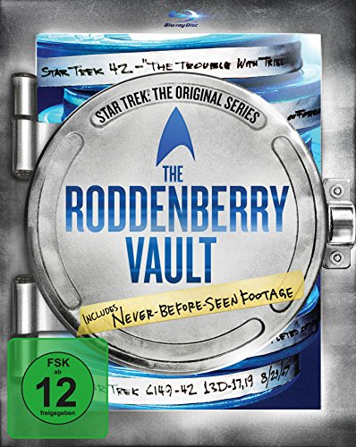 Star Trek: The Original Series - The Roddenberry Vault (Limited Edition) [Blu-ray]