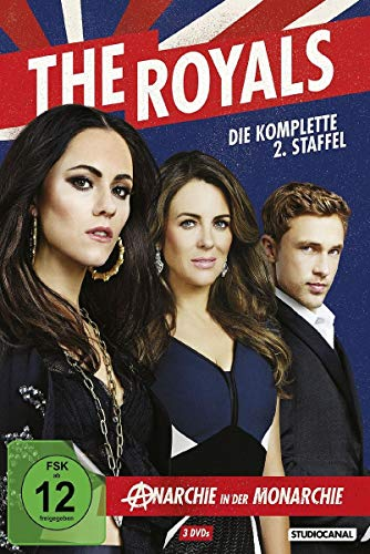 The Royals Staffel 2 (3 DVDs)