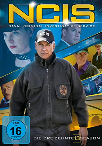 Navy CIS Season 13 (6 DVDs)