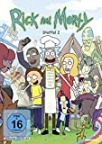 Rick and Morty - Staffel 2 (2 DVDs)