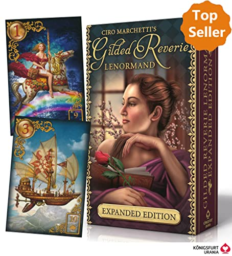 Telecharger Gilded Reverie Lenormand Mit Weiteren 8